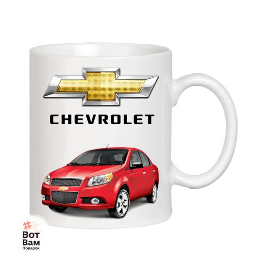 Чашка Chevrolet Aveo купить в Харькове