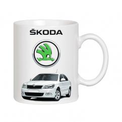 Подарочная чашка Skoda Octavia A5