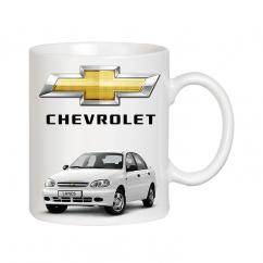 Кружка Chevrolet Lanos