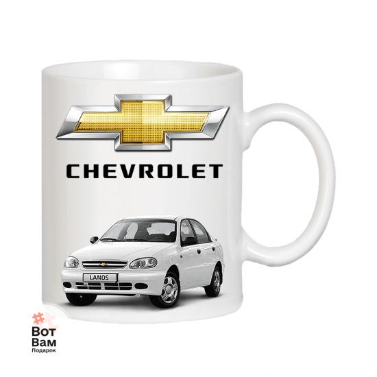 Кружка Chevrolet Lanos купить в Харькове