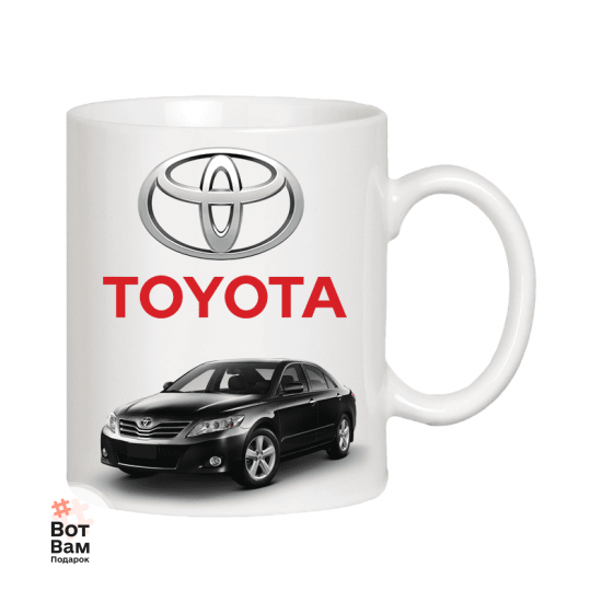 Чашка Toyota Camry 40 купить в Харькове