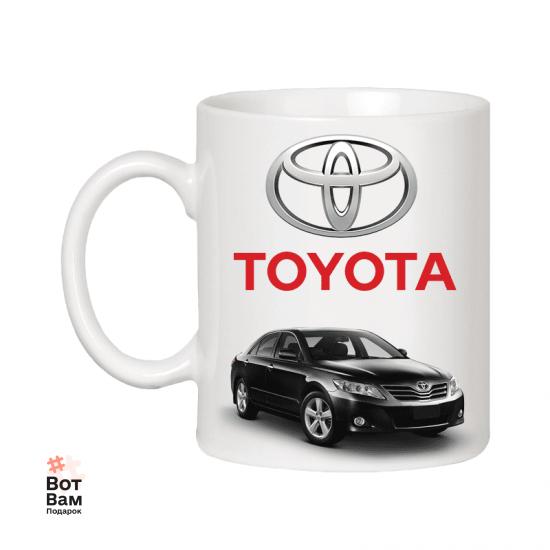 Чашка Toyota Camry 40