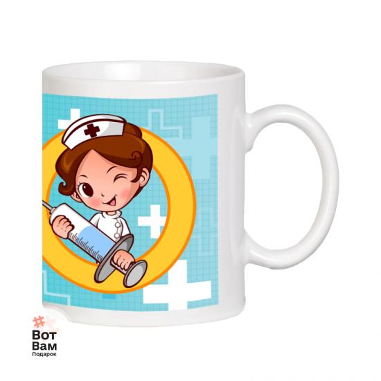Чашка для медсестры купить в Харькове