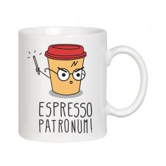 Кружка Espresso Patronum!