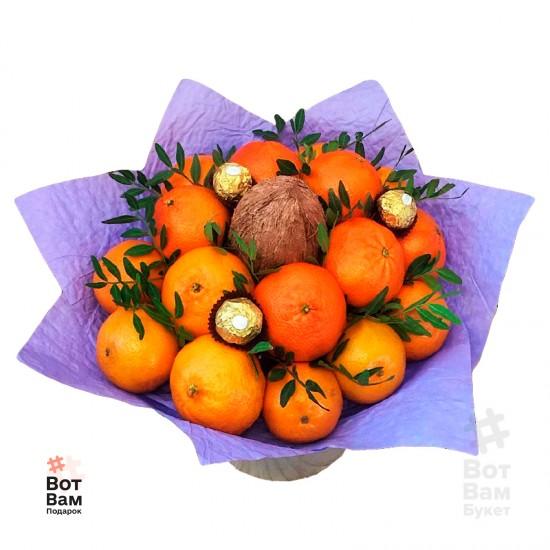Апельсиновый букет купить в Харькове