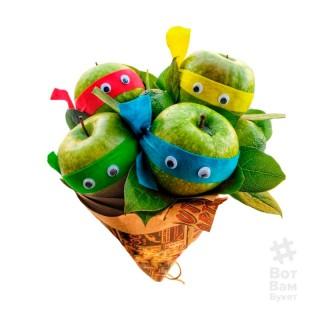 Букет черепашки ниндзя купить в Харькове