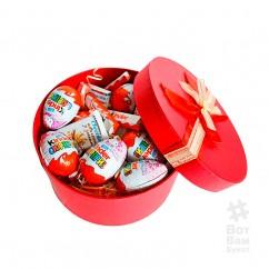 Подарочная коробочка киндер