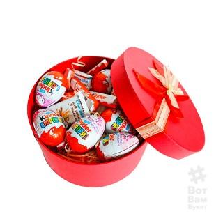 Подарочная коробочка киндер купить в Харькове