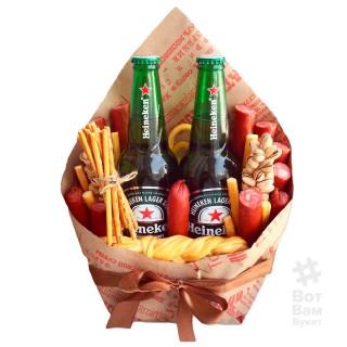 Конверт с пивом и сыром купить в Харькове