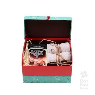 Подарочная коробка с гелем для душа купить в Харькове