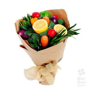 Букет для вегетарианцев купить в Харькове