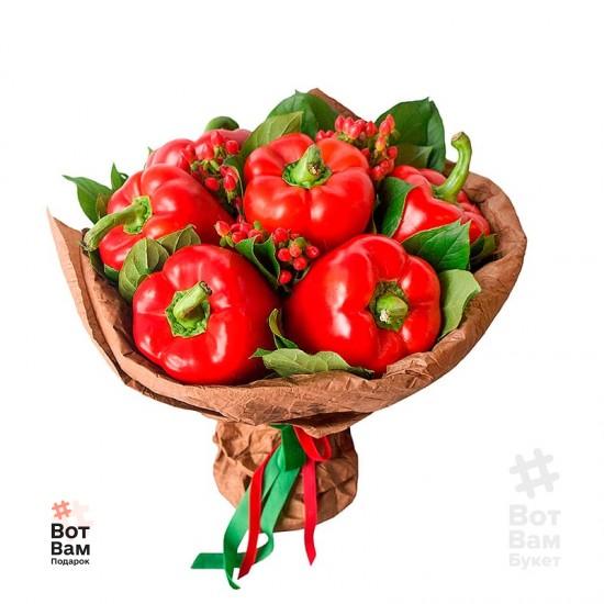 Букет из сладких перцев купить в Харькове