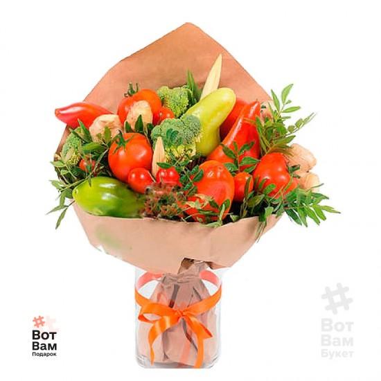 Букет из овощей купить в Харькове